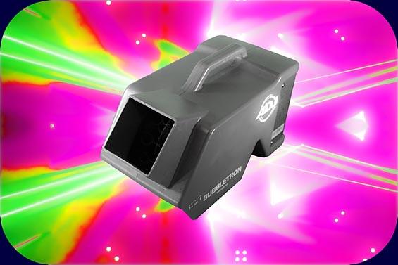 Seifenblasenmaschine - DJ Equipment für Events und Hochzeiten