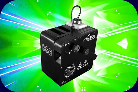 Hazer DJ Party Equipment für Hochzeiten