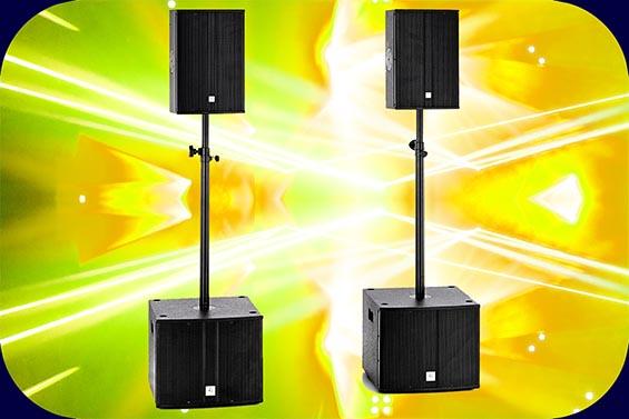 the box pro Achat 110MA / 112 SUBA Aktiv DJ-Equipment Bremen