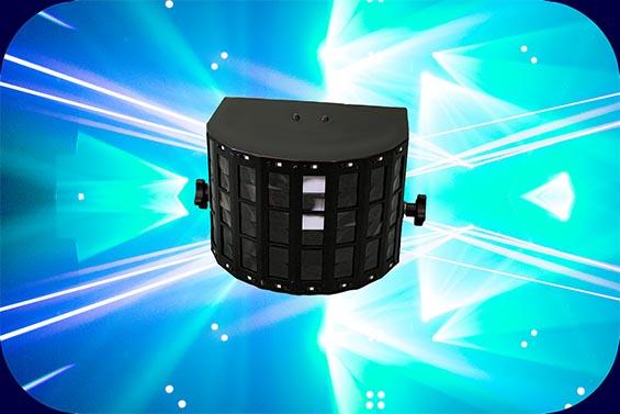 Varytec LED Derby ST DJ Equipment Lichtpaket Basic