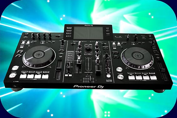 Pioneer XDJ-RX Produktbild