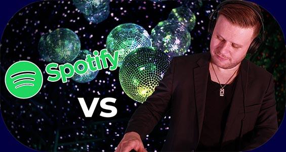 Playlist oder DJ? – Was ist besser?