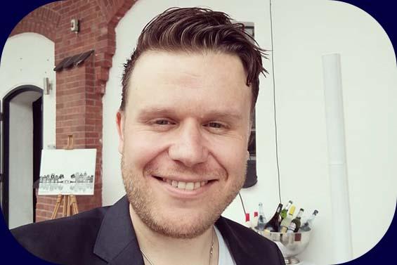 DJ Nick Otronic auf einer Hochzeit nahe Bremen